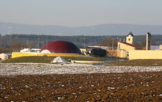 Meclovská zemědělská a.s. | Areál