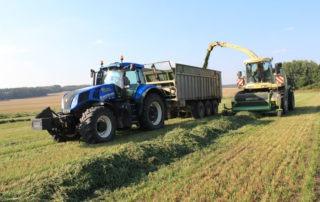 Meclovská zemědělská a.s. | Sklizeň