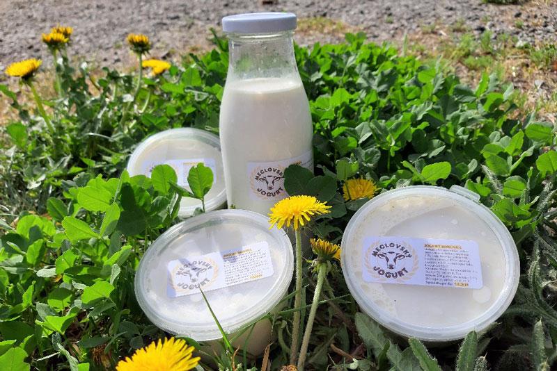 Meclovská zemědělská a.s. | Prodej mléka